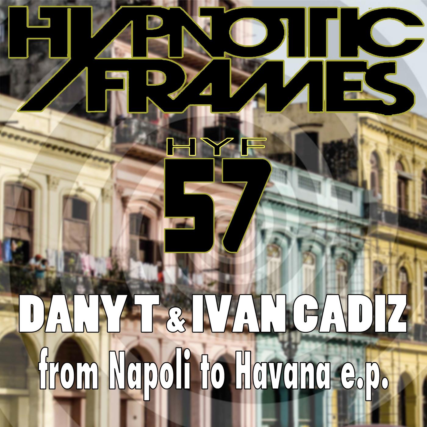 Dany T & Ivan Cadiz - Cigarros Y Comunismo (Original mix)