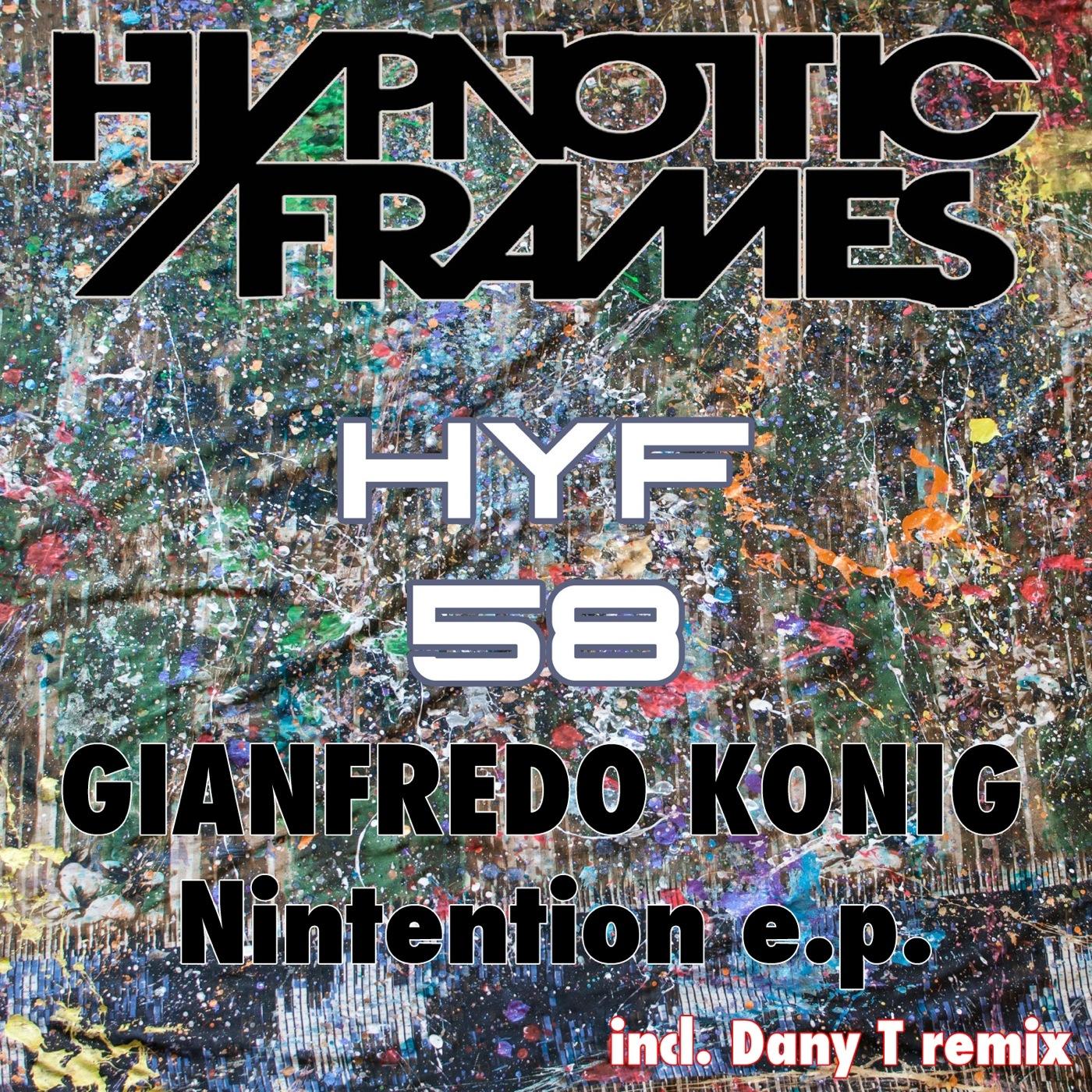 Gianfredo Konig - Nintention (Original mix)