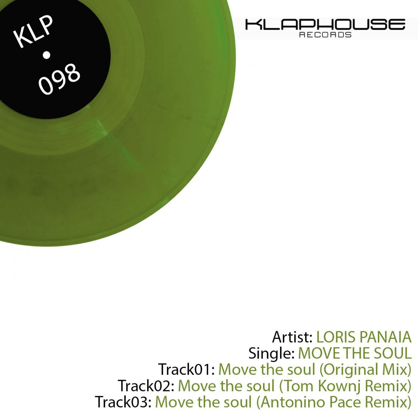 Loris Panaia - Move The Soul Remix (Antonino Pace remix)