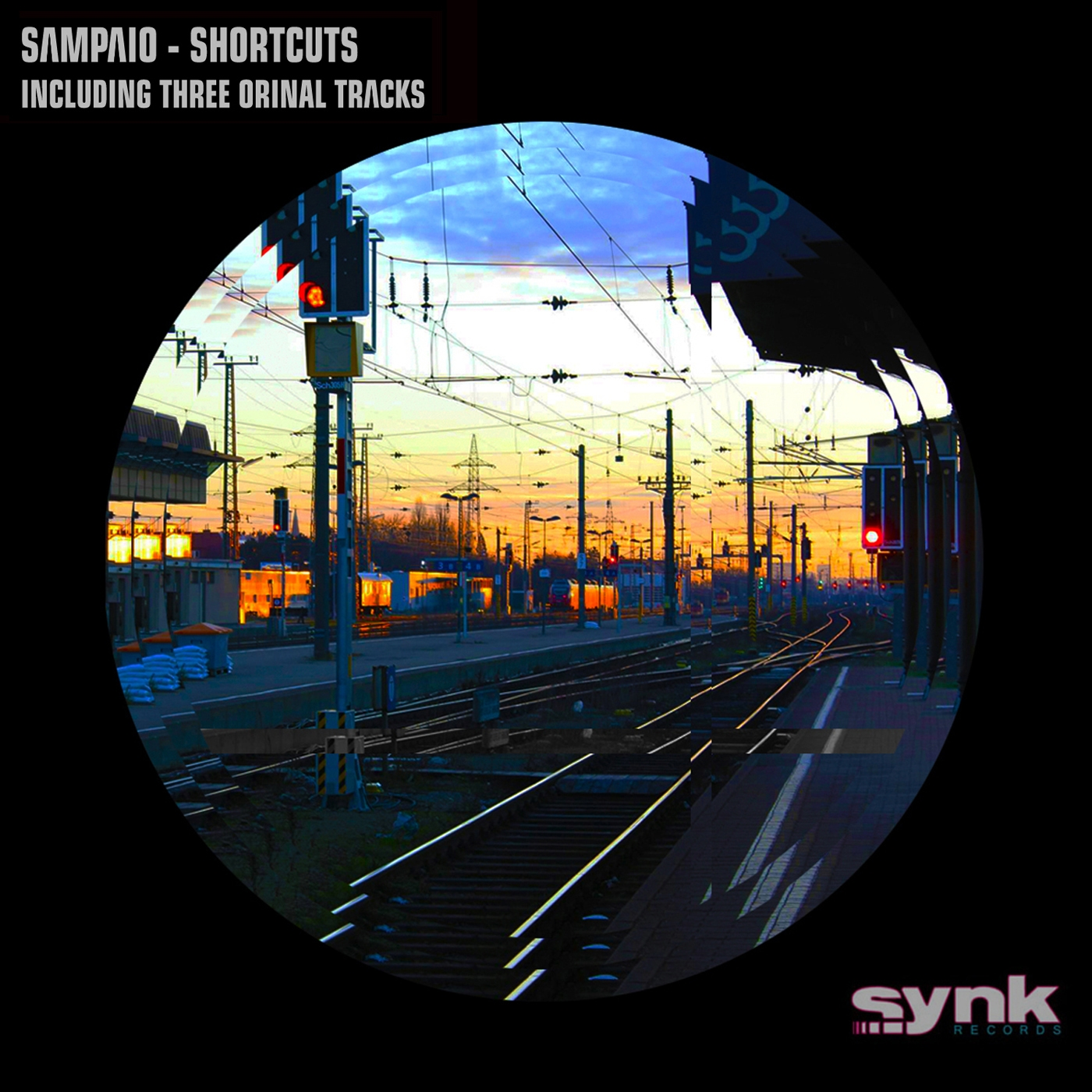 Sampaio - Shortcuts (Original mix)