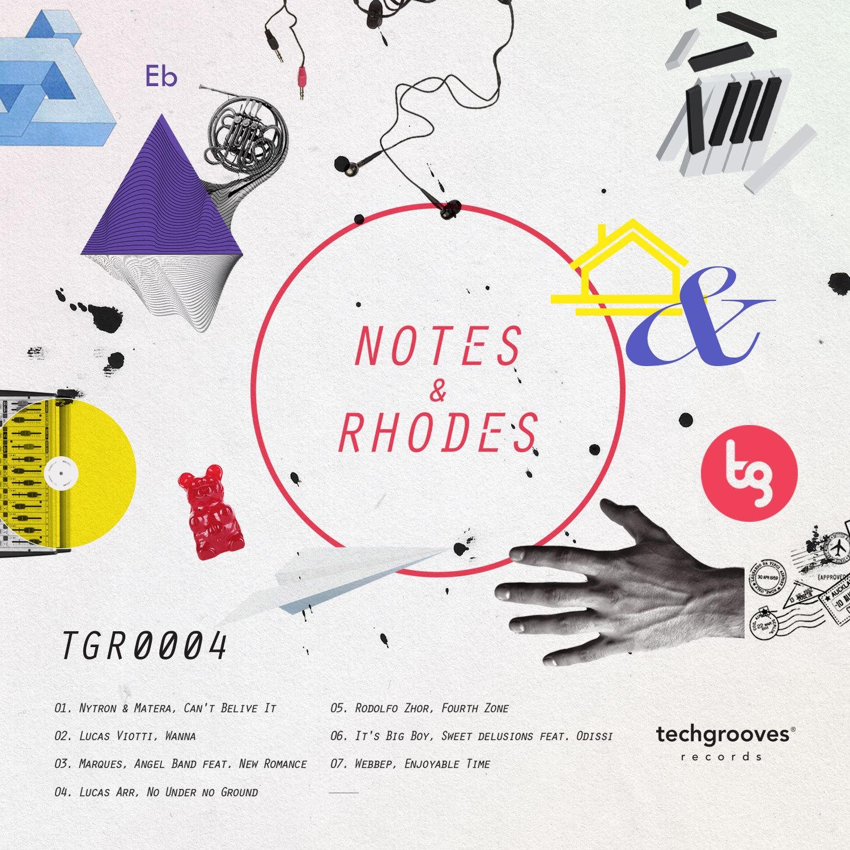 Rodolfo Zhor - Fourth Zone (Original mix)