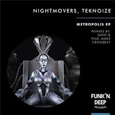 Night Movers & Teknoize - My Feeling (Original Mix)