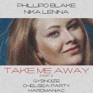 Phillipo Blake - Take Me Away (hardmaniac Remix)