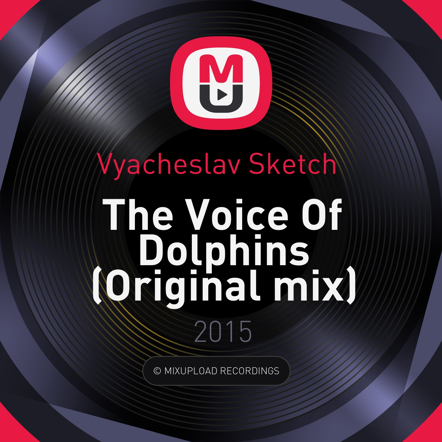 Vyacheslav Sketch  - The Voice Of Dolphins (Original mix)