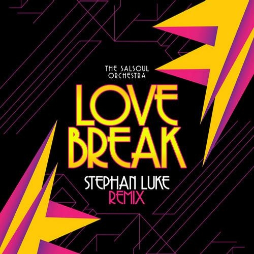 The Salsoul Orchestra - Love Break (Stephan Luke Remix)