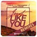 Felix and Fregonese feat. Click Chase - Just Like You (Frans Strandberg Mix)