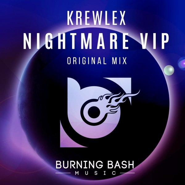 Krewlex - Nightmare (VIP) (Original mix)