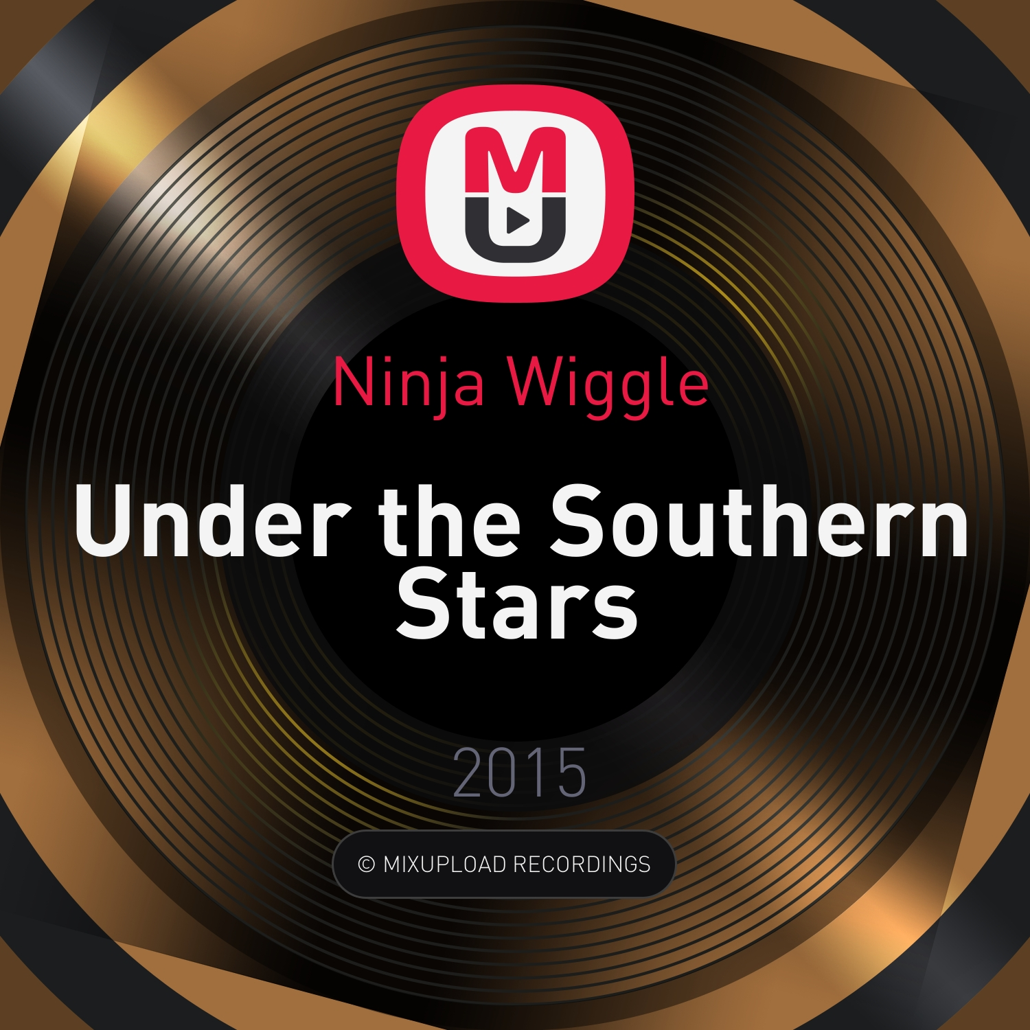Ninja Wiggle - Under the Southern Stars ()
