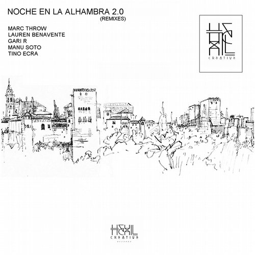 Marc Throw, Tino Ecra, Gari R - Noche En La Alhambra (Gari R Remix)