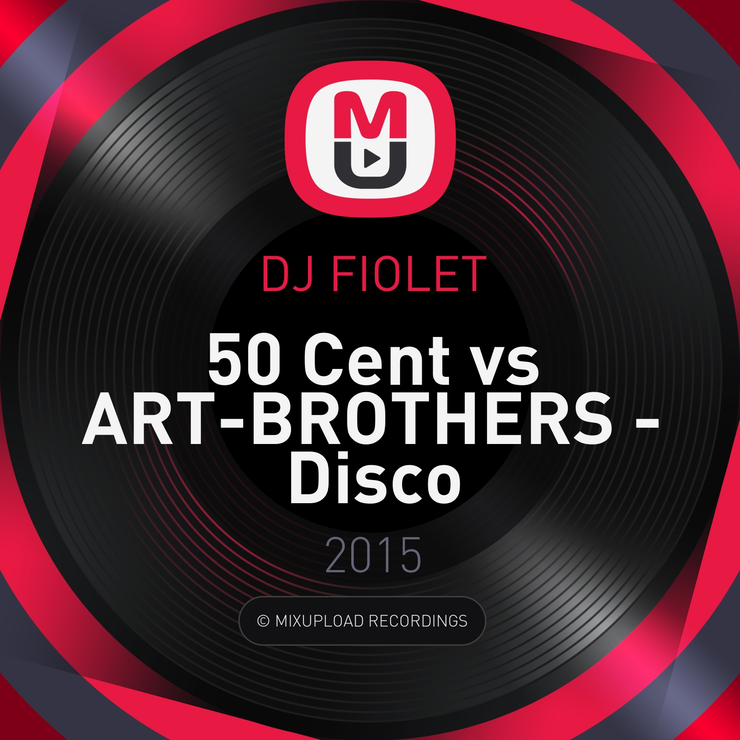 50 Cent vs ART-BROTHERS - Disco Inferno (DJ FIOLET Mash Up) (Mash Up)