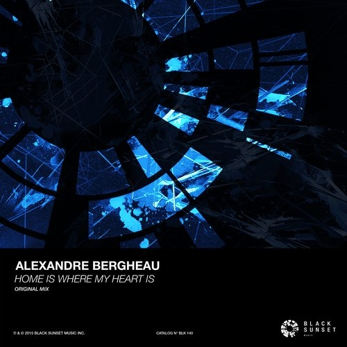 Alexandre Bergheau - Home Is Where My Heart Is (Original Mix)