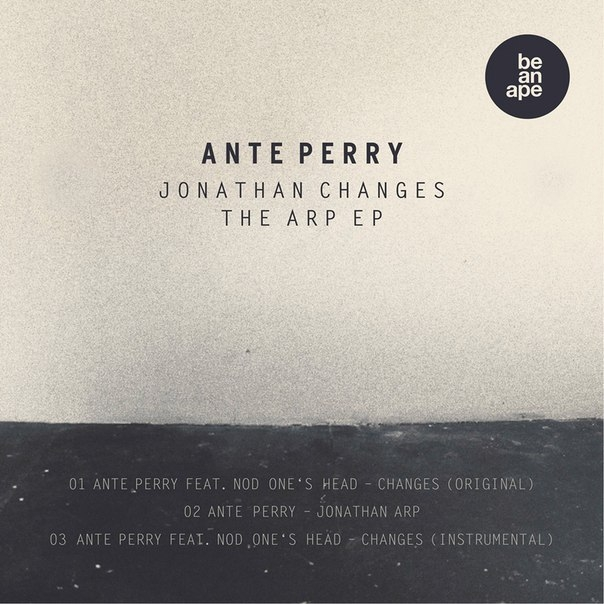 Ante Perry feat. Nod One\'s Head - Changes (Original Mix)