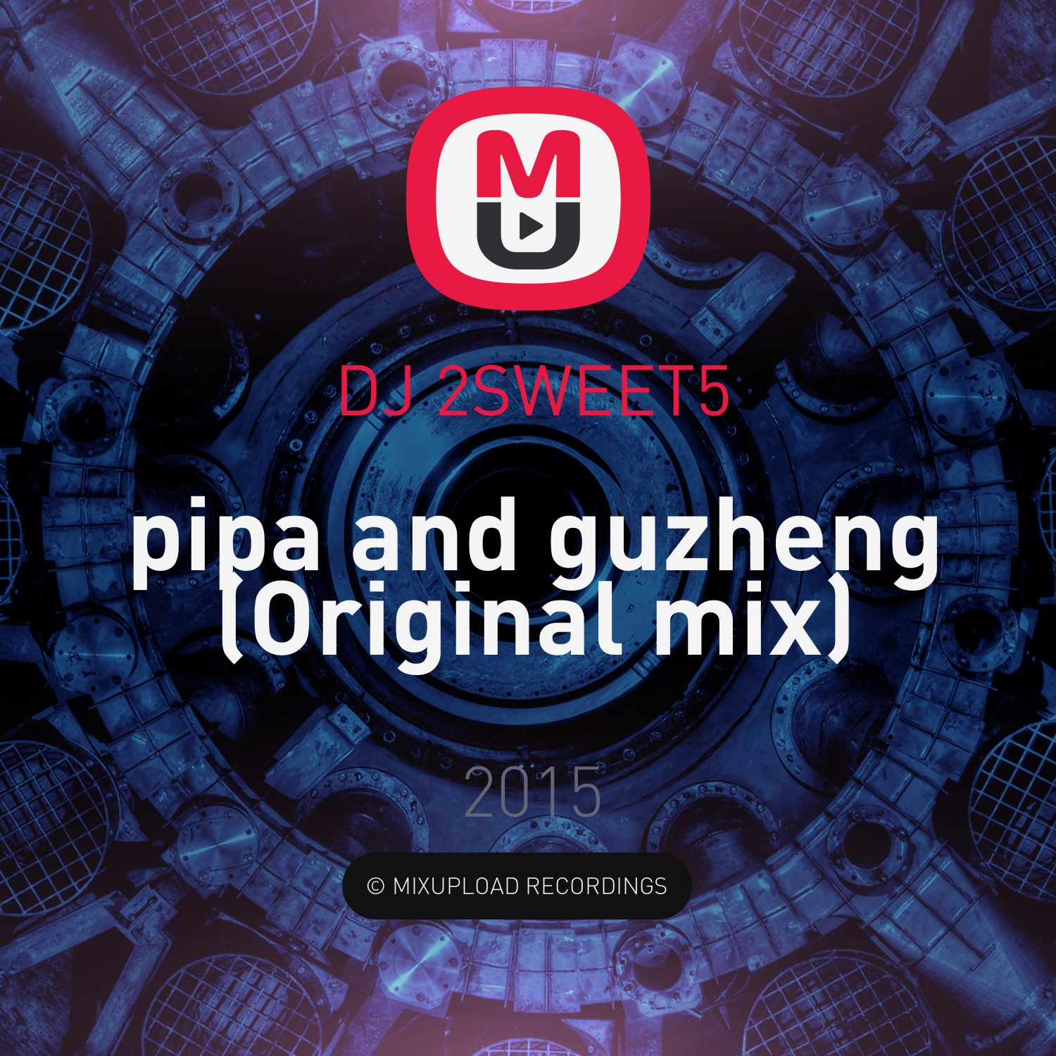 DJ 2SWEET5 - pipa and guzheng (Original mix)