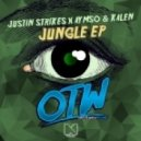 Justin Strikes & Aymso & Kalen - Jungle (Original Mix)