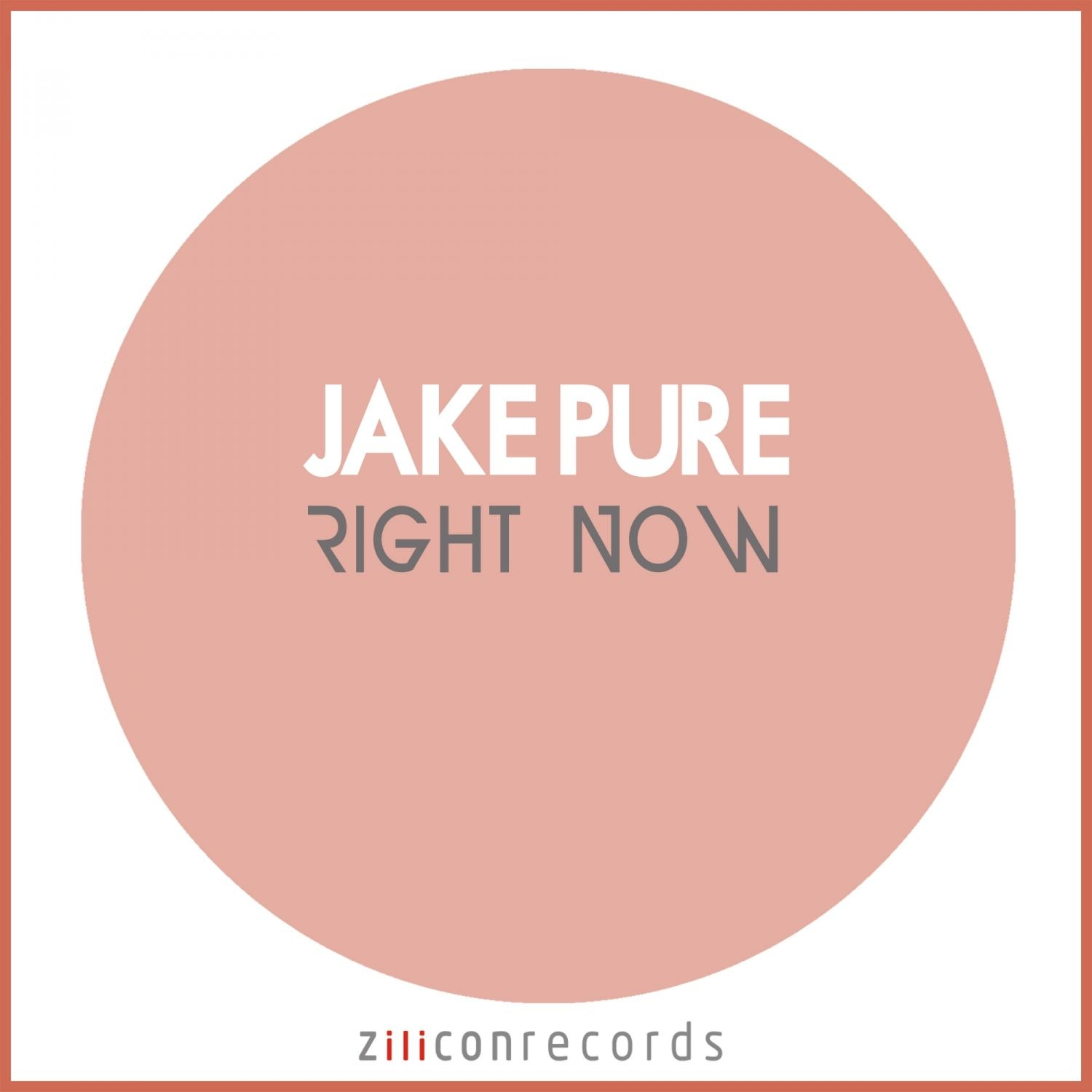 Jake Pure - Right Now  (Original Mix)