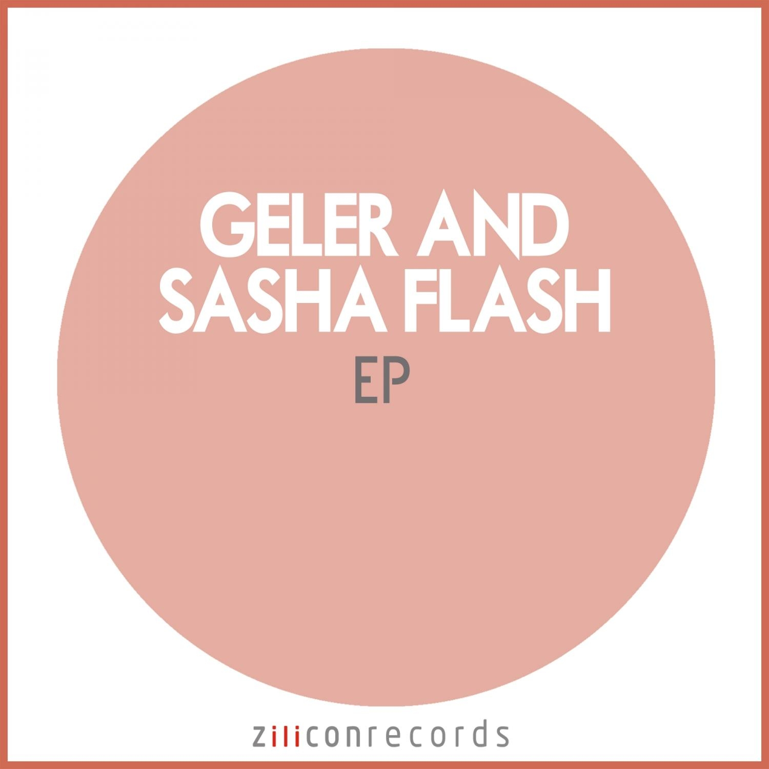 GelER, Sasha Flash - Fear  (Original Mix)