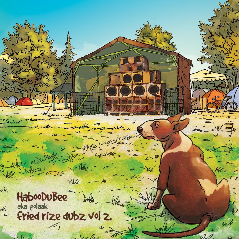 HabooDuBee aka PoLaaK - Midnite Steppa  (Original Mix)