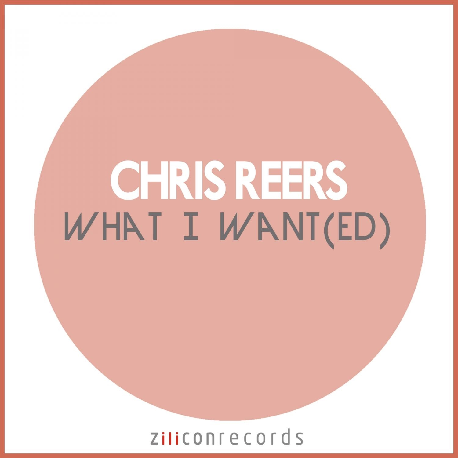 Chris Reers - My Ex-Chick  (Original Mix)