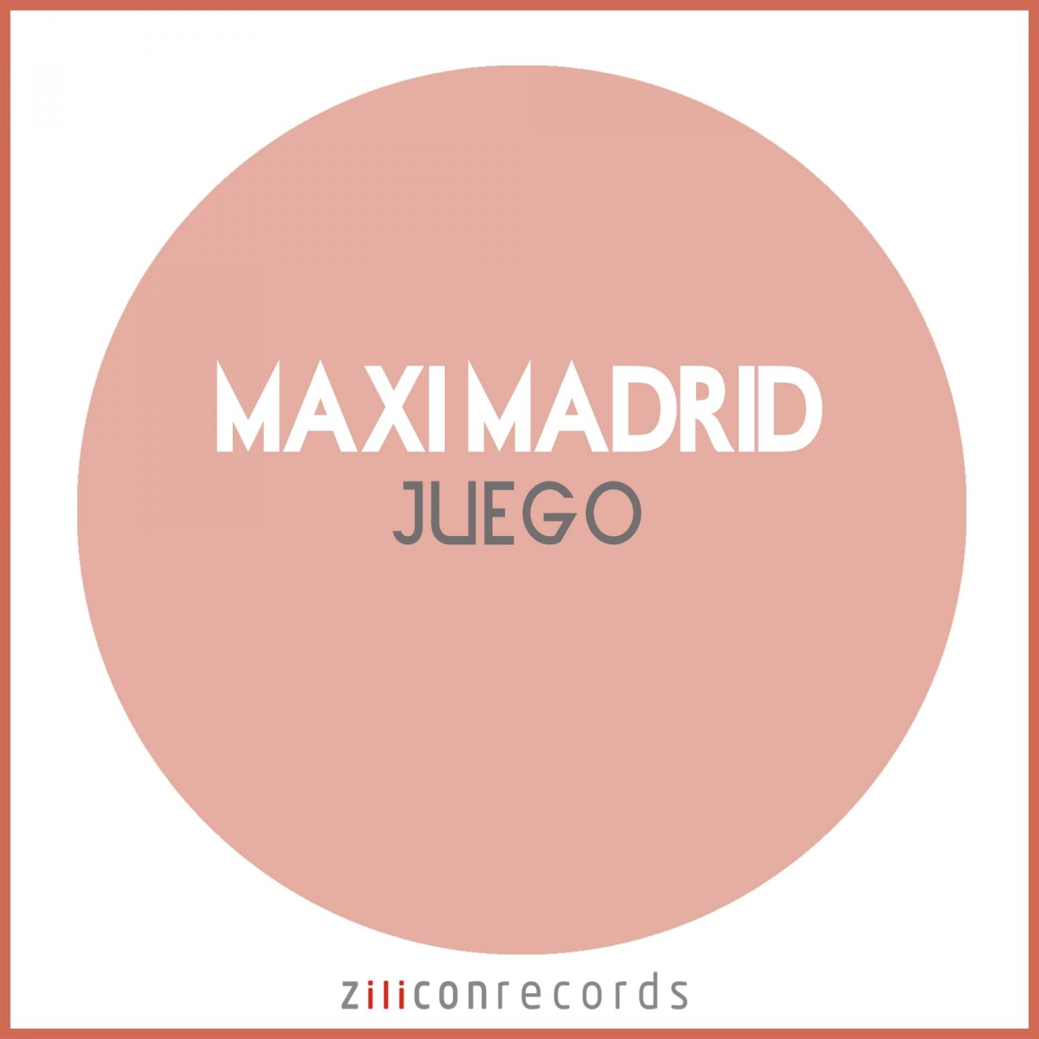 Maxi Madrid - Juego  (Original Mix)