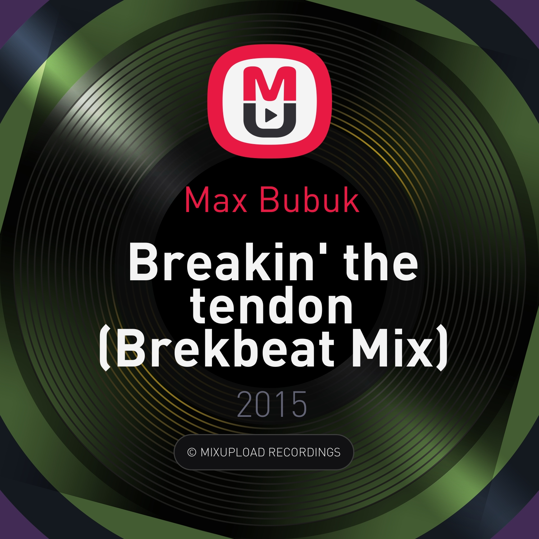Max Bubuk - Breakin\' the tendon  (Brekbeat Mix)