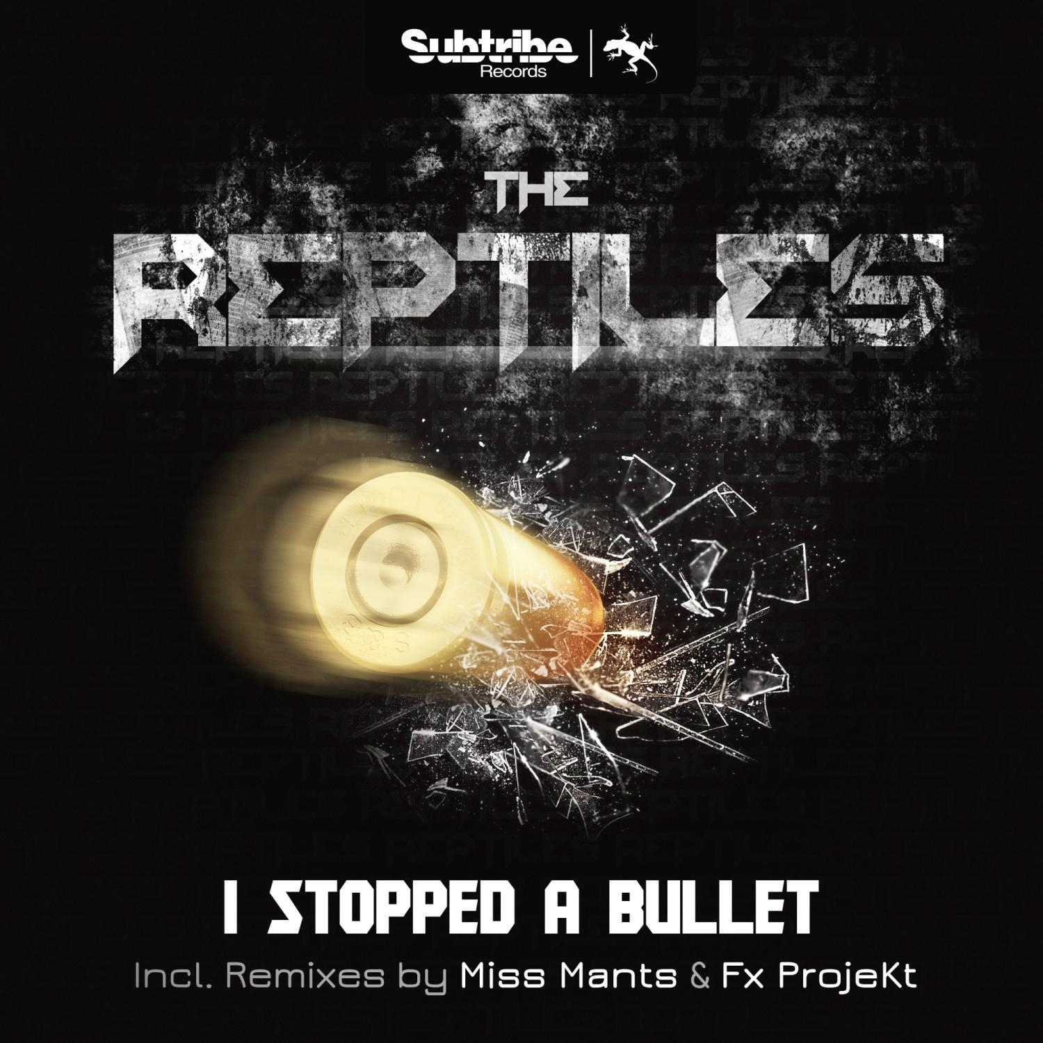 The Reptiles - I Stopped A Bullet (Original Mix)