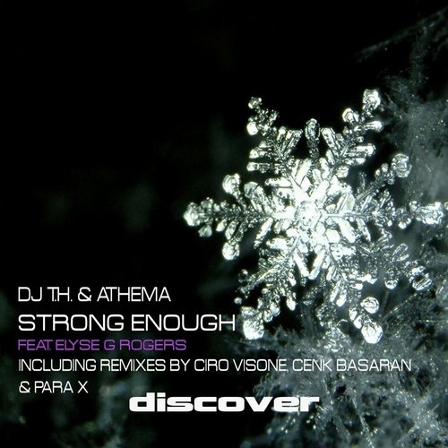 Athema, DJ T.H., Elyse G. Rogers - Strong Enough (Original Vocal Mix)