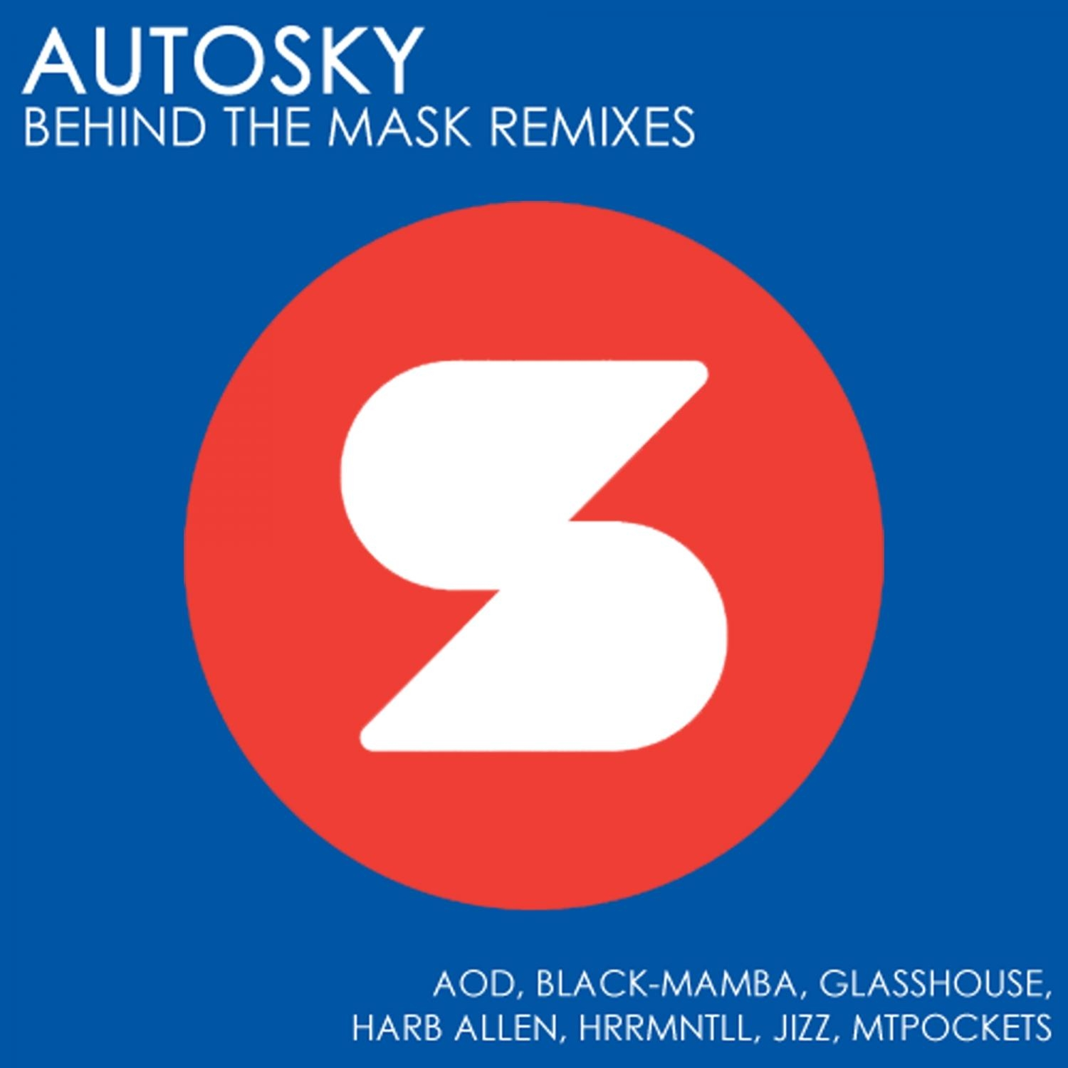 Autosky, Glasshouse - Behind The Mask (Glasshouse Deep Remix)