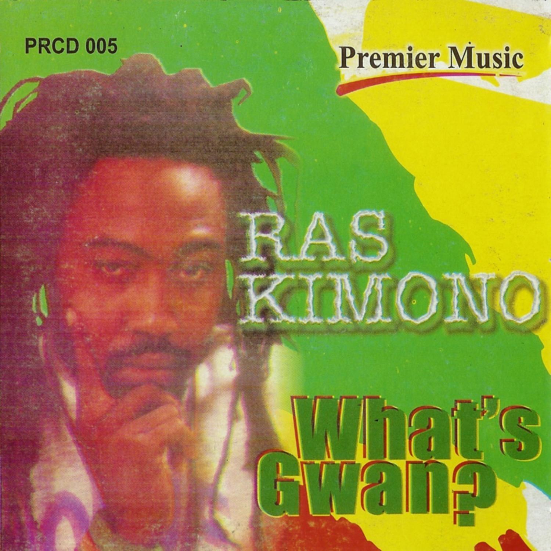 Ras Sheehama - Whats Gwan  (Original Mix)