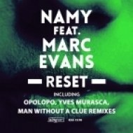Namy feat. Marc Evans - Reset (Man Without A Clue Remix)