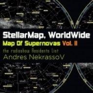 Stellar Map WorldWide - Map Of Supernovas Vol. II Andres NekrassoV - Teaser Megamix (2015)