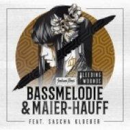 Bassmelodie, Maier-Hauff feat. Sascha Kloeber - Bleeding Wounds (Original Mix)