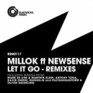 Millok feat. New5ense - Let It Go (Manuel-M Samba Tech Mix)