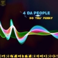 4 Da People - Do This Funky (House Mix)