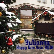 Yulianna - Happy New Year 2016 ()