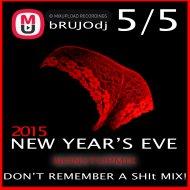 bRUJOdJ - New Year\'s Mix 2015 Live Set!! (Don\'t Remember A Shit Mix [5/5])