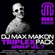 Pitbull & Lil Jon vs Ivan Frost - The Anthem (DJ Max Maikon Mash-Up)