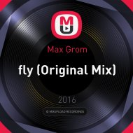 Max Grom - fly (Original Mix)
