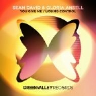 Sean David & Gloria Ansell - You Give Me (Original Mix)