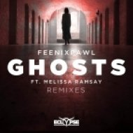 Feenixpawl ft. Melissa Ramsay - Ghosts (Harley Knox Remix)