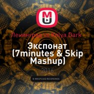 Ленинград vs. Kolya Dark  - Экспонат (7minutes & Skip Mashup) (7minutes & Skip Mashup)