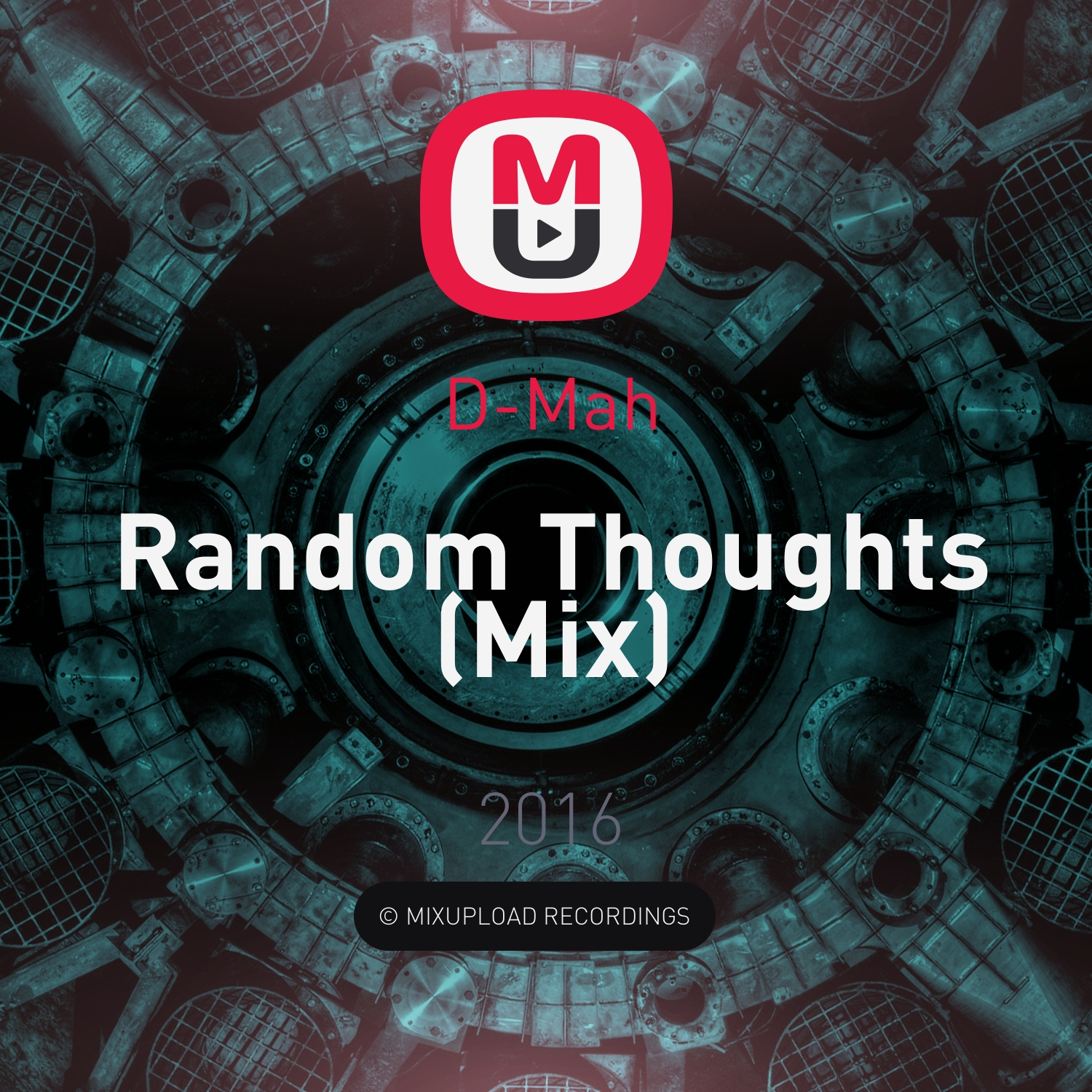 D-Mah - Random Thoughts (Mix)