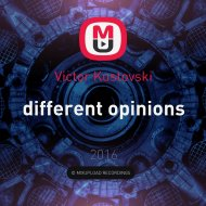 Victor Kustovski - different opinions ()