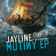 Jayline & MC Co-Defender - Mutiny (Vocal Dub)