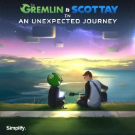 The Gremlin, Scottay - An Unexpected Journey (Original Mix)