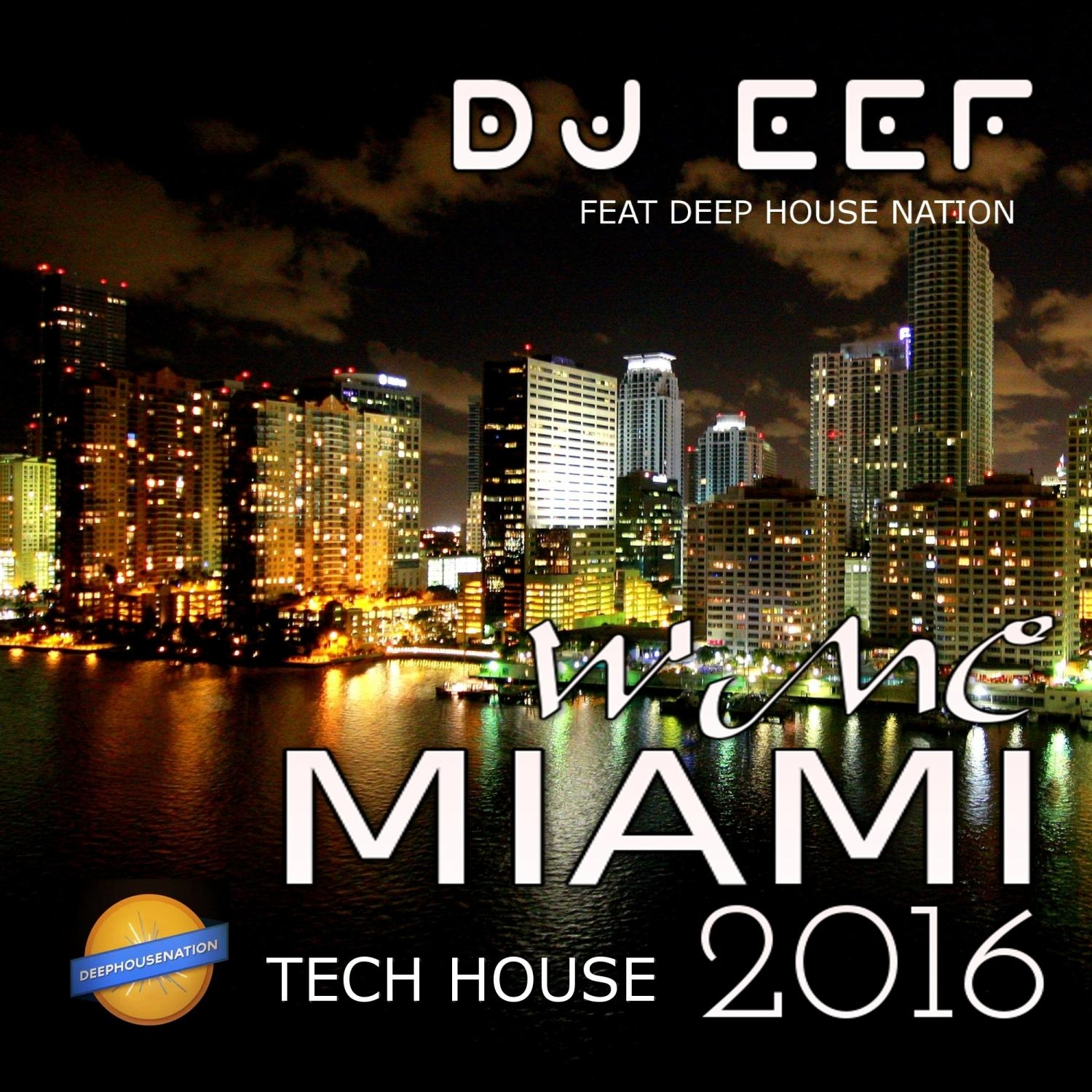 DJ EEF, Deep House Nation - Welcome To My Melody (feat. Deep House Nation) (Original Mix)