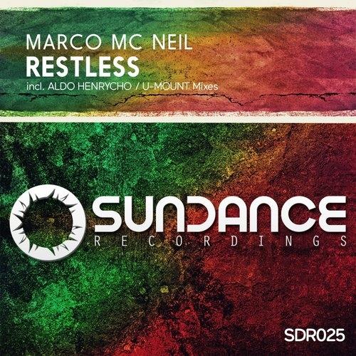 Marco Mc Neil - Restless (U-Mount Remix)