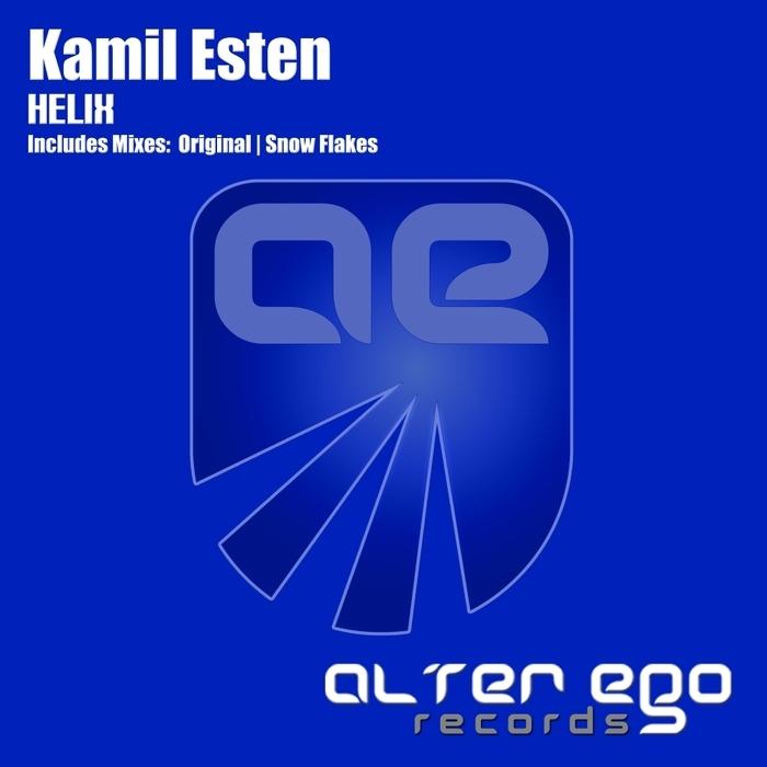 Kamil Esten - Helix (Snow Flakes Remix)