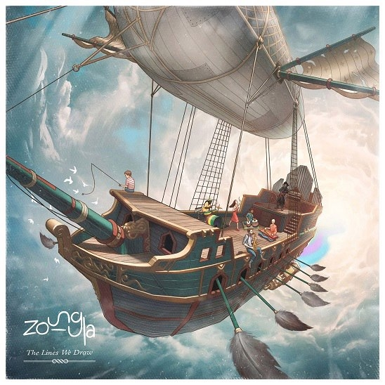 Zoungla - Waves Of Time (Original mix)