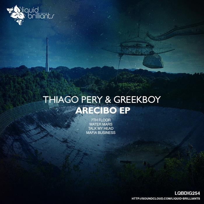 Thiago Pery & Greekboy - Water Mars (Original mix)