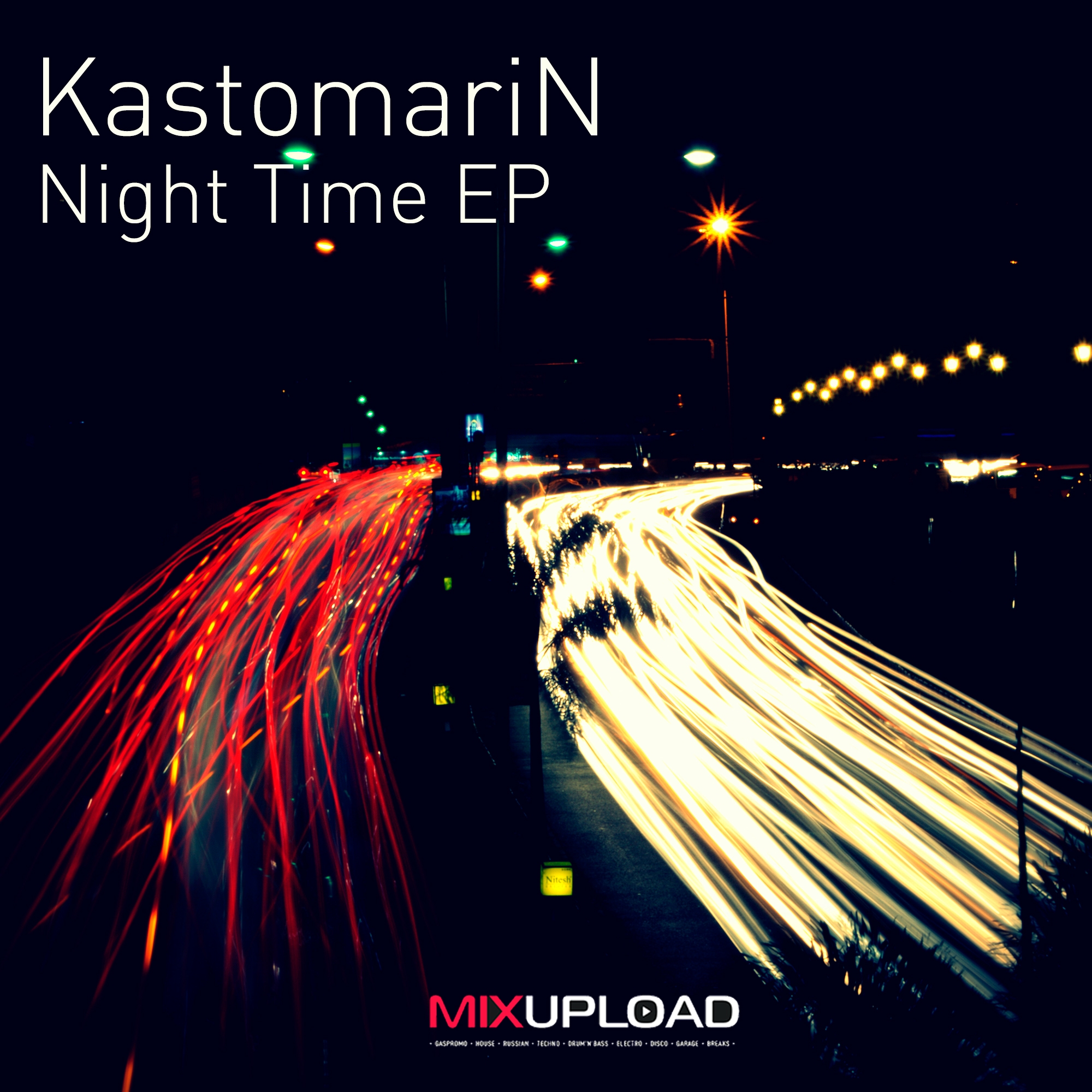 KastomariN - All Of These Days (Original Mix)